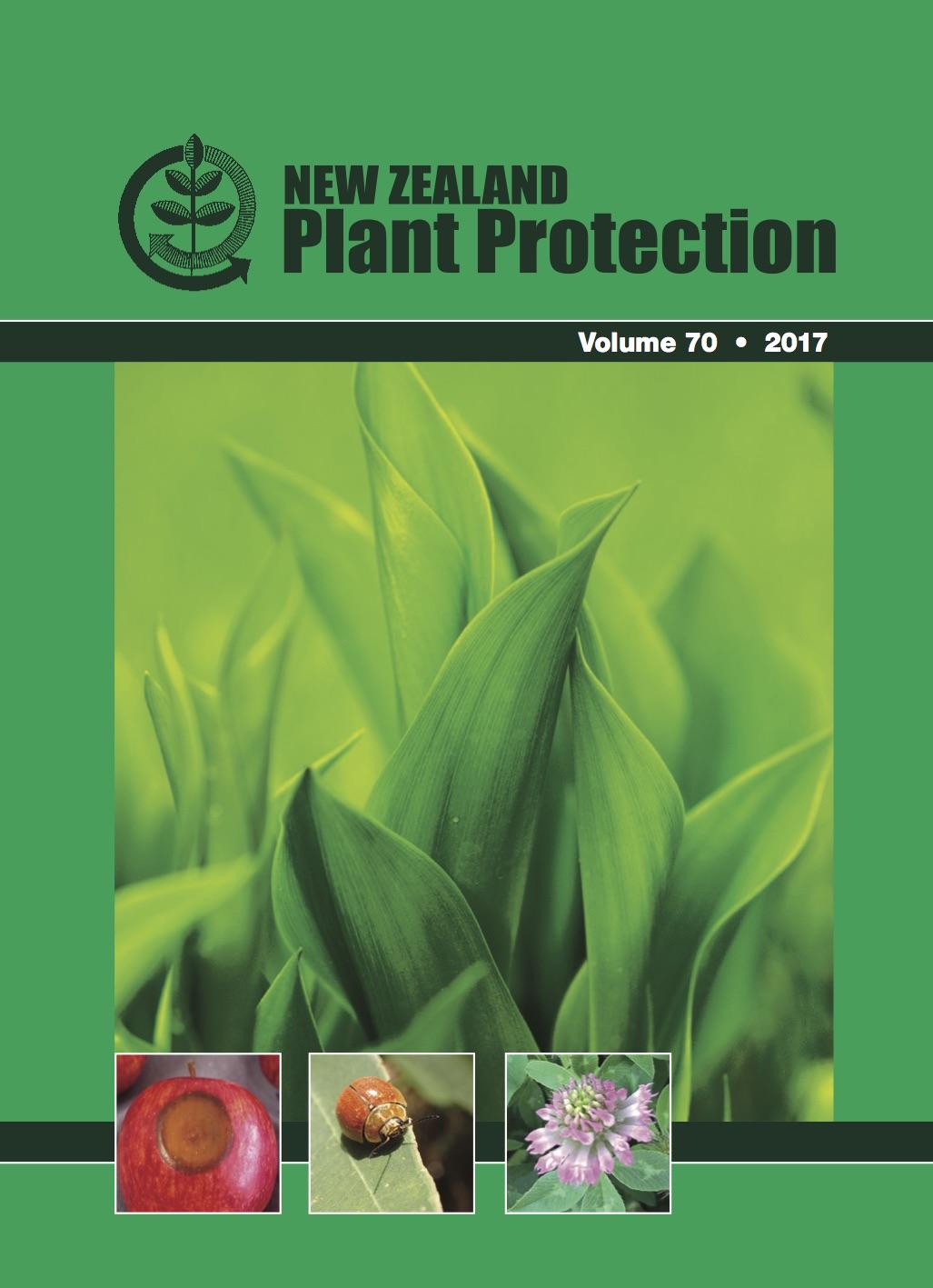 NZPP Volume 70 Cover
